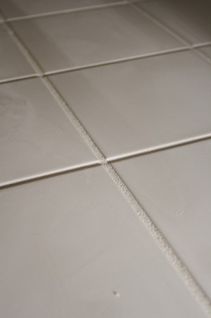 Kitchen Floor Grout